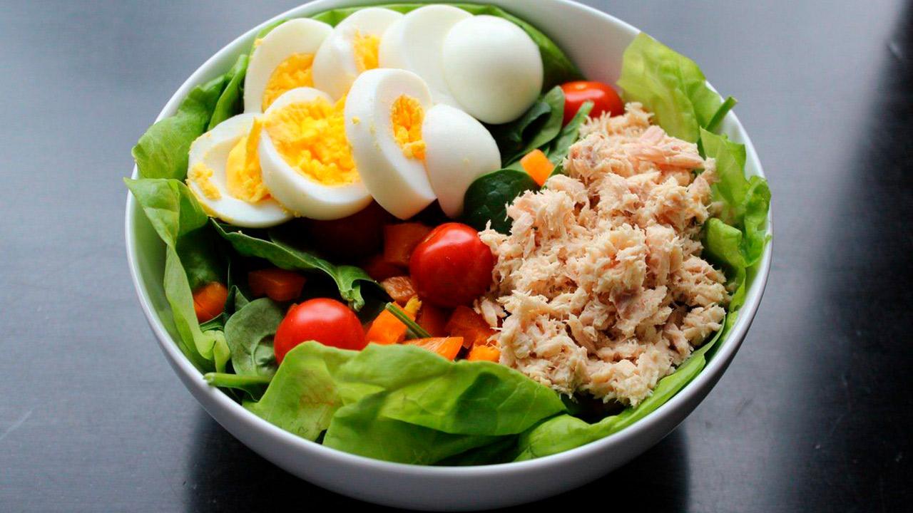 86 ensaladas para mejorar tu dieta
