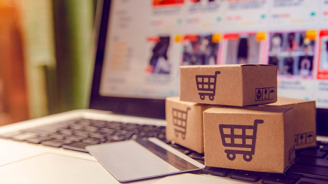 Branded e-commerce Alibaba