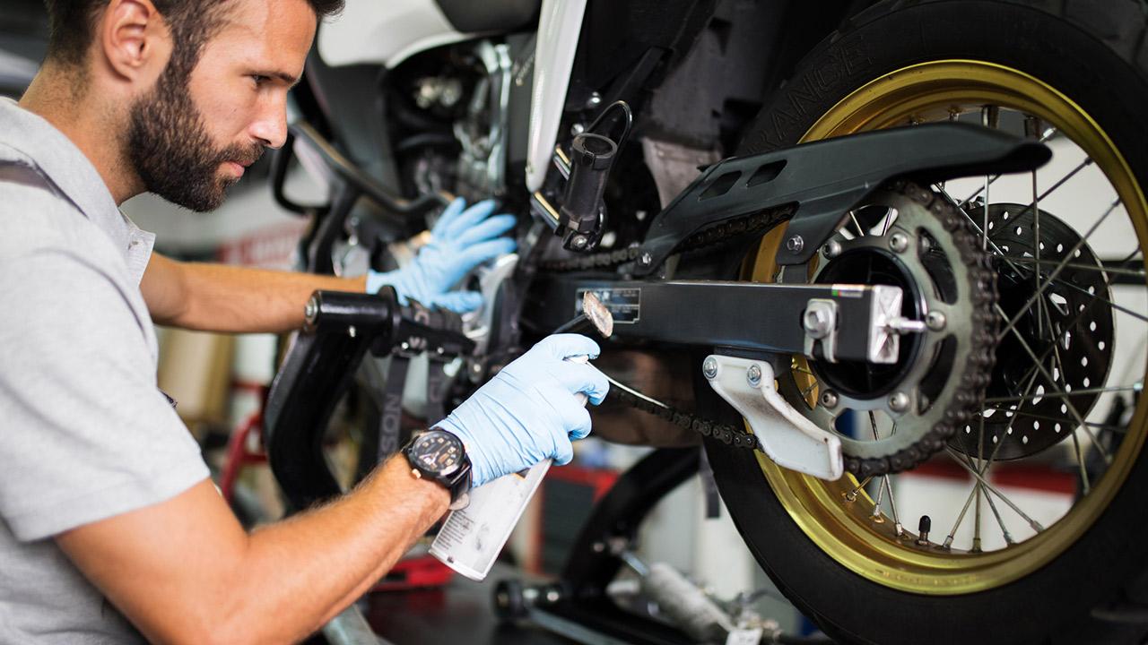 Capacitación en Mecánica de Motos