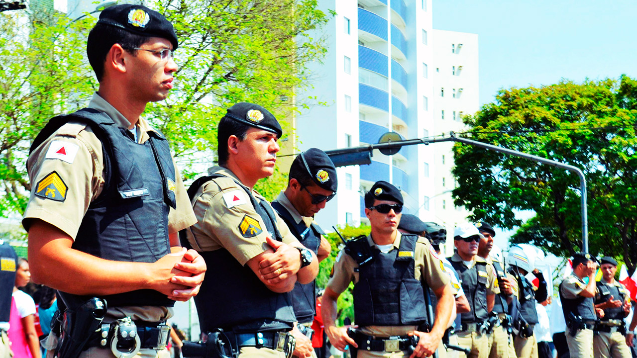 Curso STANDARD PM MG – Soldado