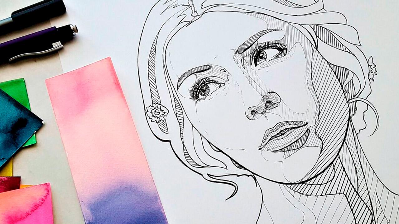 Descubre el método de 3 sencillos pasos para salir de cero a un nivel profesional de dibujo