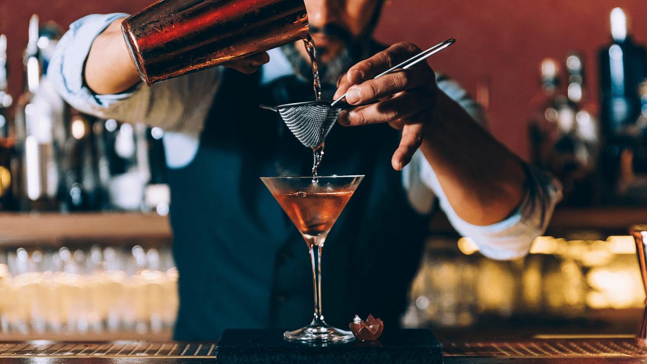 Bartender de Sucesso