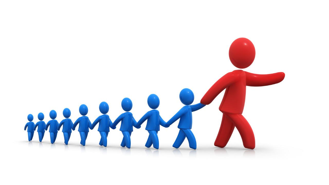 Diferença entre líder e chefe